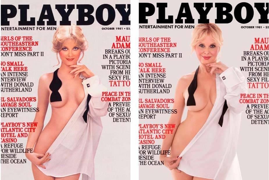Модели Playboy 30 лет спустя